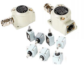 Ex d IIC Limit switches XC8 & ZC8 heavy duty